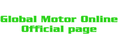 Global Motor Online Home page