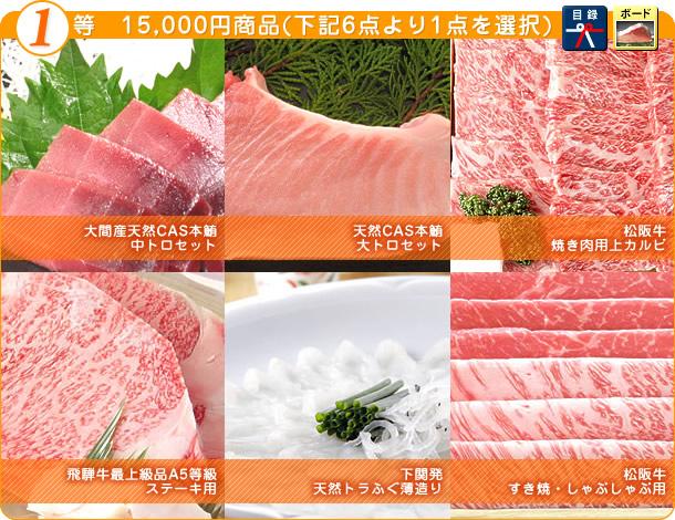 1.5万円商品