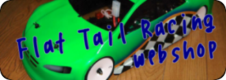 Flat Tail Racing Webshop
