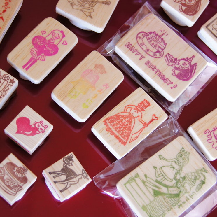 Sun&Moon☆stamp はんこSHOP