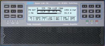 アマチュア無線機SPE1.3K-FA