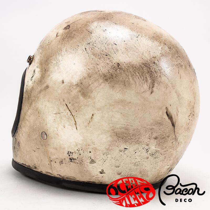 BACONヘルメット BEETLE MTX アイボリー ナチュラルエイジング