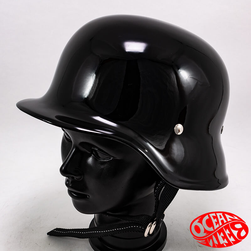 オーシャンビートルSRFヘルメット ブラック