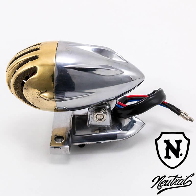 真鍮バードケージテールライト NEUTRAL
