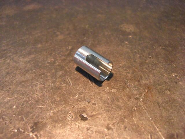 クローム英車タイプレバー用 ワイヤータイコカバー
