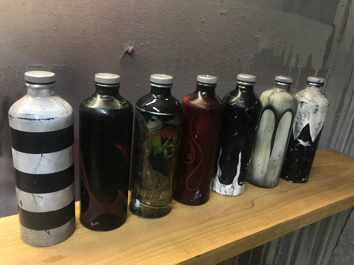 BACON ガソリンボトル ②