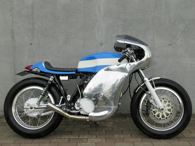 アルミニウム フルカウル SR400/500