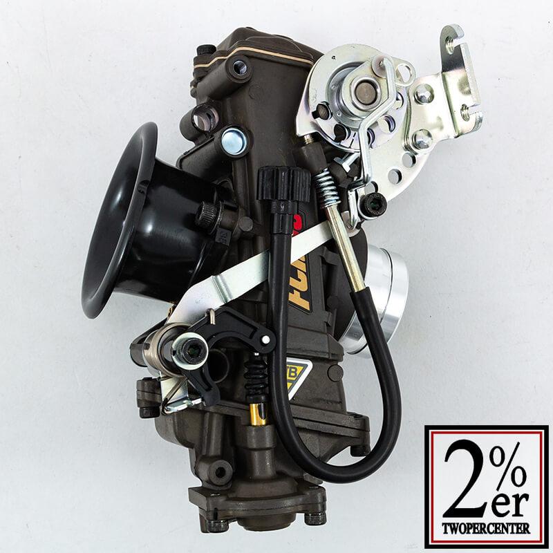 FCR39φキャブレター アルマイト仕様 SR400/500用セット