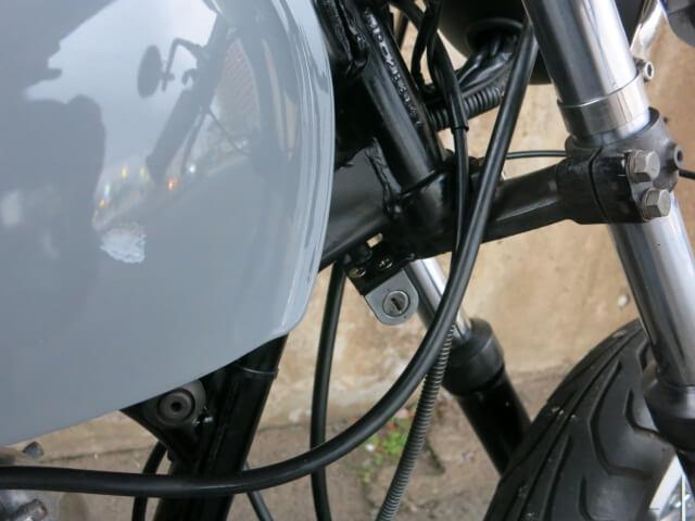 H型アルミリム SR フロント ワンサイズアップ
