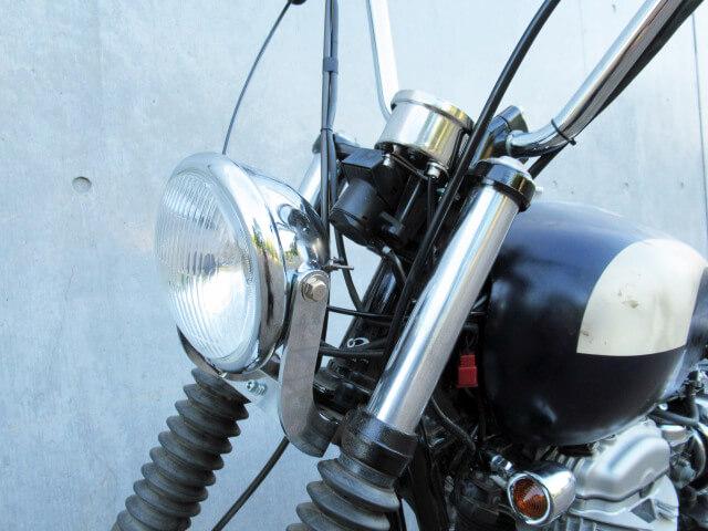 サイドマウントライトキット オールドベイツスタイル W400 W650 W800