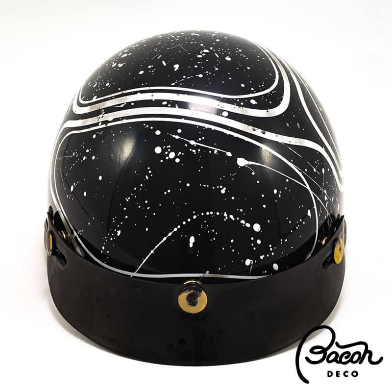 BACONヘルメット スモーキー 010