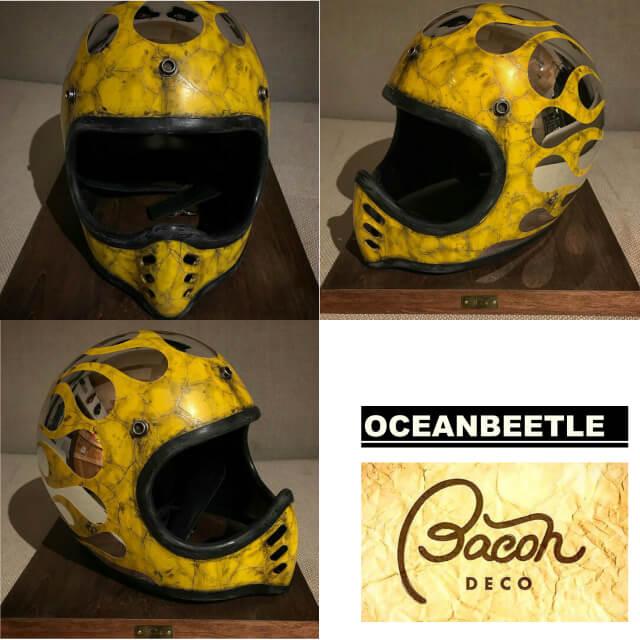 BACON x OCEANBEETLE クロームMTX  イエロー