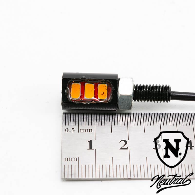 Xミニウインカー 4ケセット 超小型LED