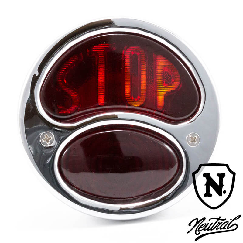 """DUOタイプ""""STOP""""テールライト NEUTRAL"""
