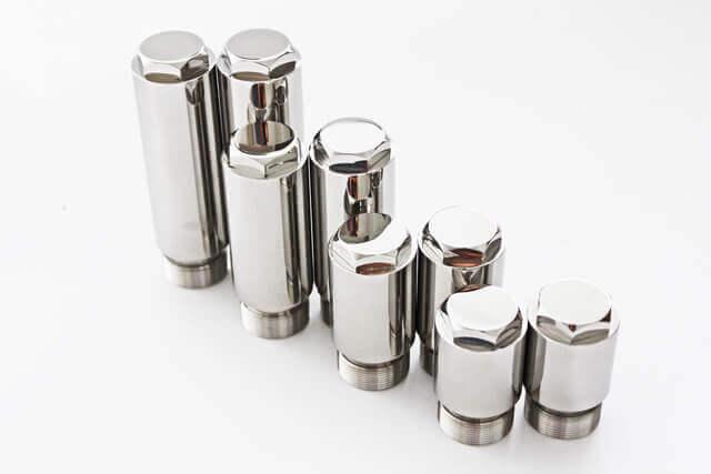 スズキ イントルーダーLC250用 ステンレスフォークジョイント(50~150mm)