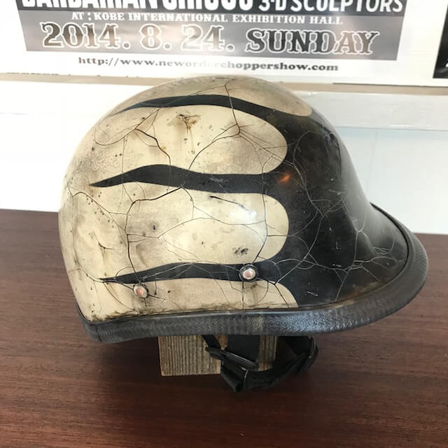 BACON  NoBudzジョッキーヘルメット