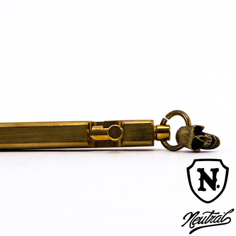 真鍮ボールペンTYPE1