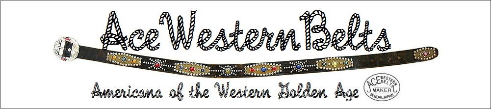 ACE WESTERN BELTS