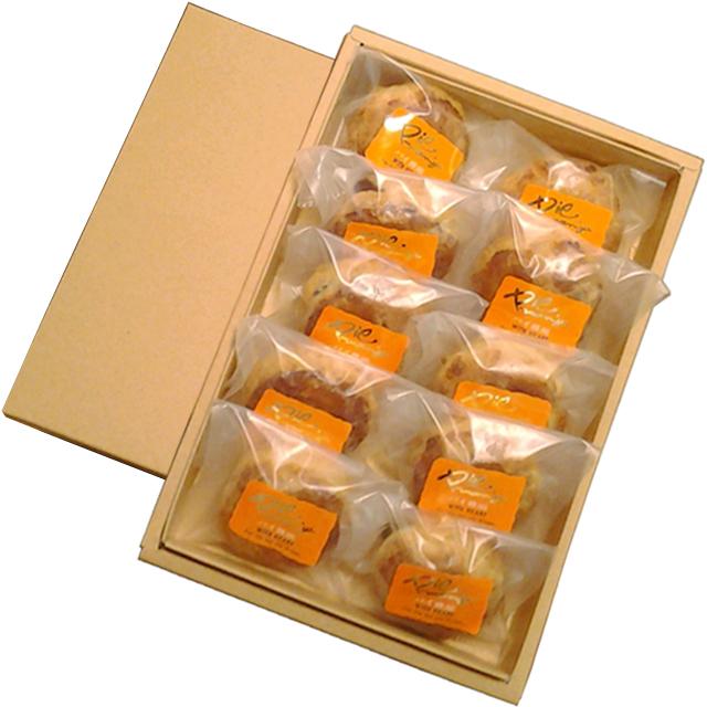 パイ饅頭(10ヶ入)