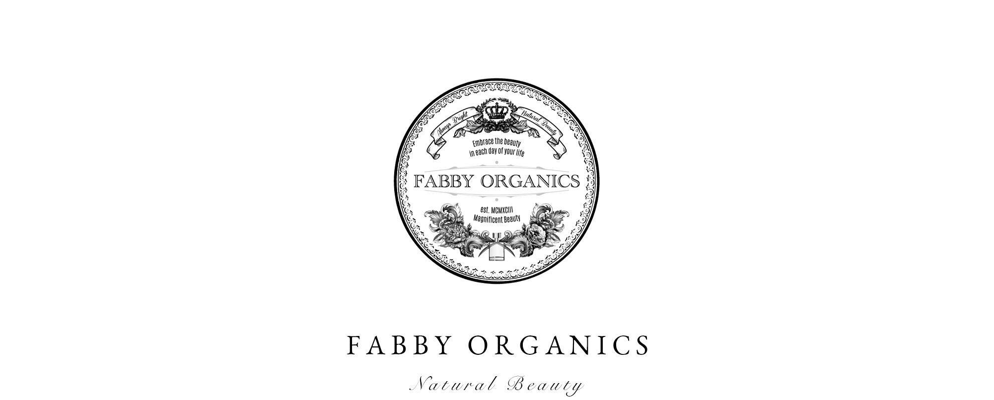 FABBY ORGANICS Web Shop