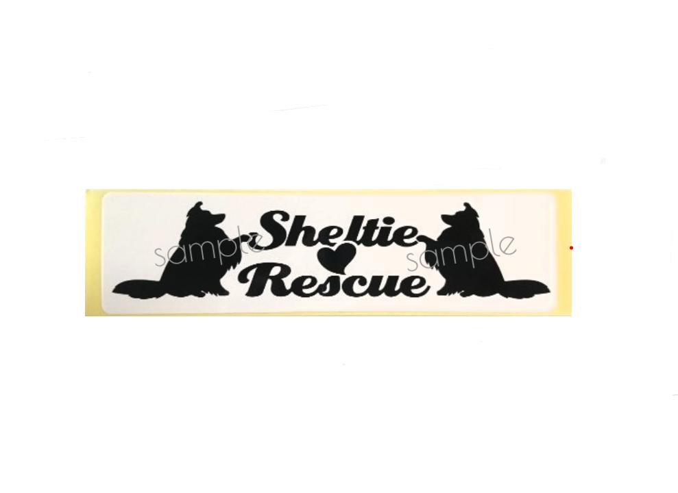 防水ロゴ ブラック 約5×19.5cm