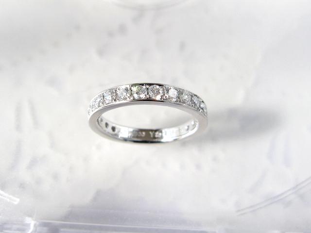10周年記念のダイヤモンド10ピース。記念日に応じて数変更相談可。