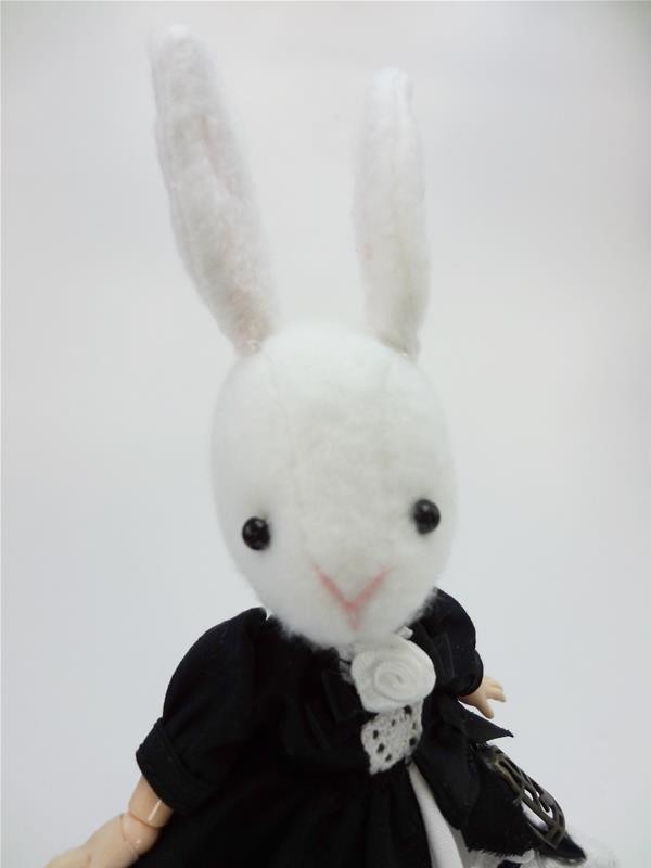 [黒月project] オビツ11用 ウサギヘッド