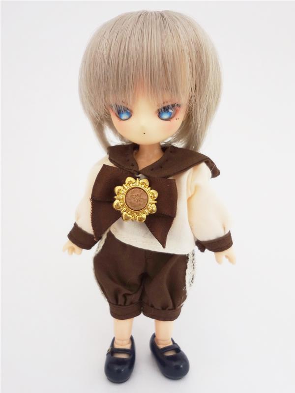 [黒月project] オビツ11 ショコラセーラー服