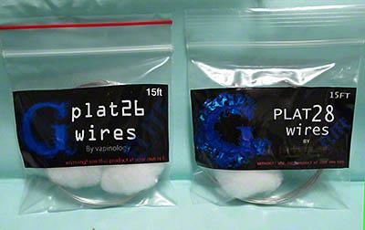 G Plat Wire | G Plat Elite Wire 電子タバコ セレクトショップ No Leaf Cigarette