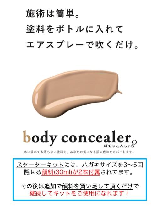 BodyConcealerオンラインストア