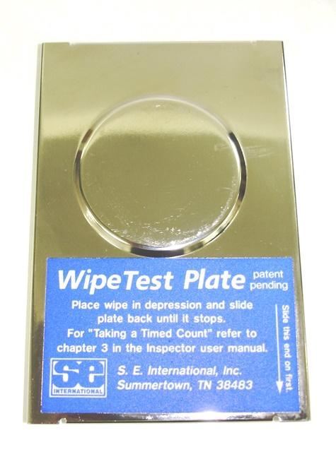 ワイプテストプレートWTPA