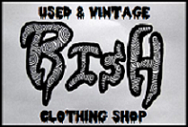 オンラインショップ古着屋RISHサイト