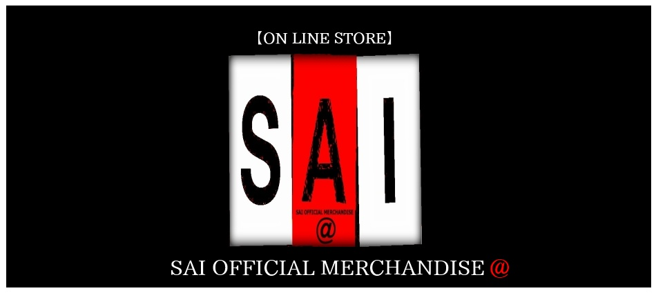 SAI OFFICIAL MERCHANDISE 【@】