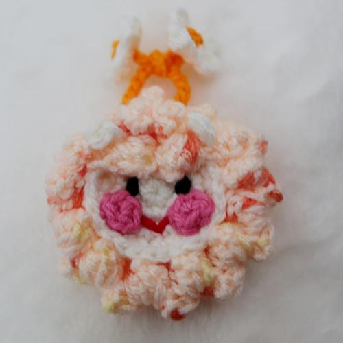 編みおもちゃ(orangeひつじ)