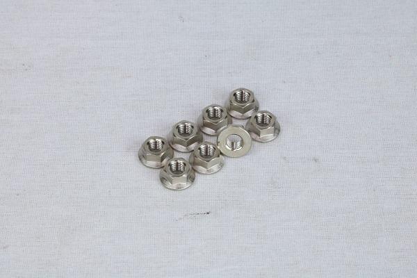 鉄製 無電解ニッケルメッキ