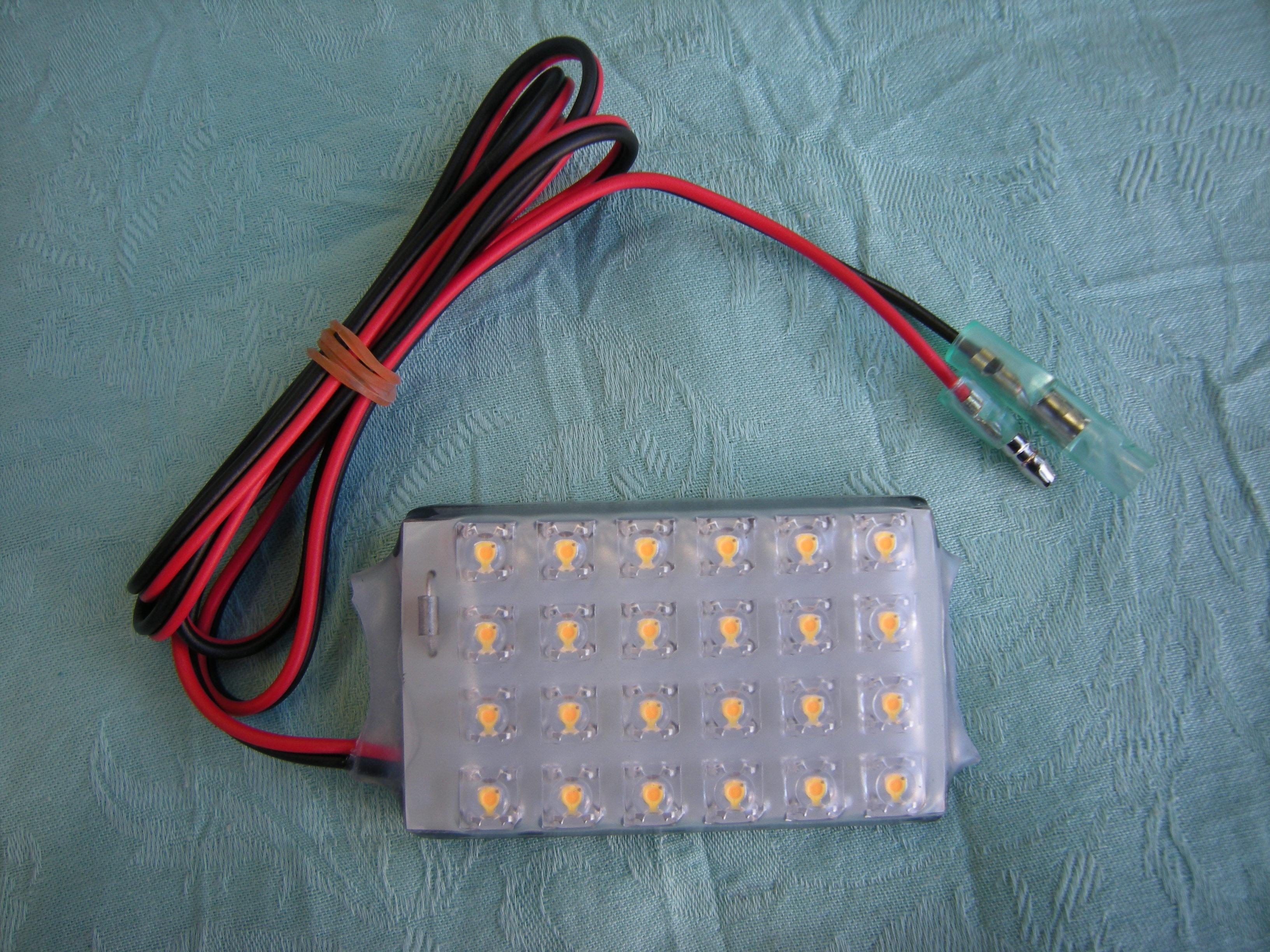 『エコタマ君E』 12V 超高輝度LED照明