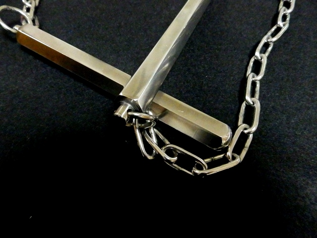 ヌンチャクタイプ 鎖の長さを変更したタイプになります