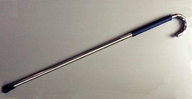 ステッキ用替えゴム 16mm用を石突き部にお付け下さい。(ゴムは含まれておりません)